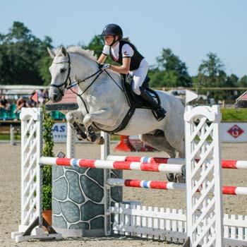 European show ponies